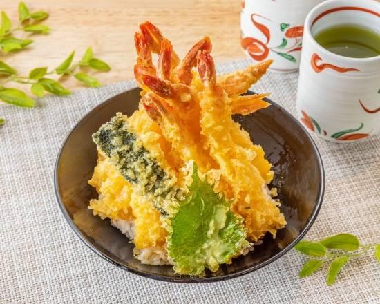 すし×天ぷら すしぱの料理写真